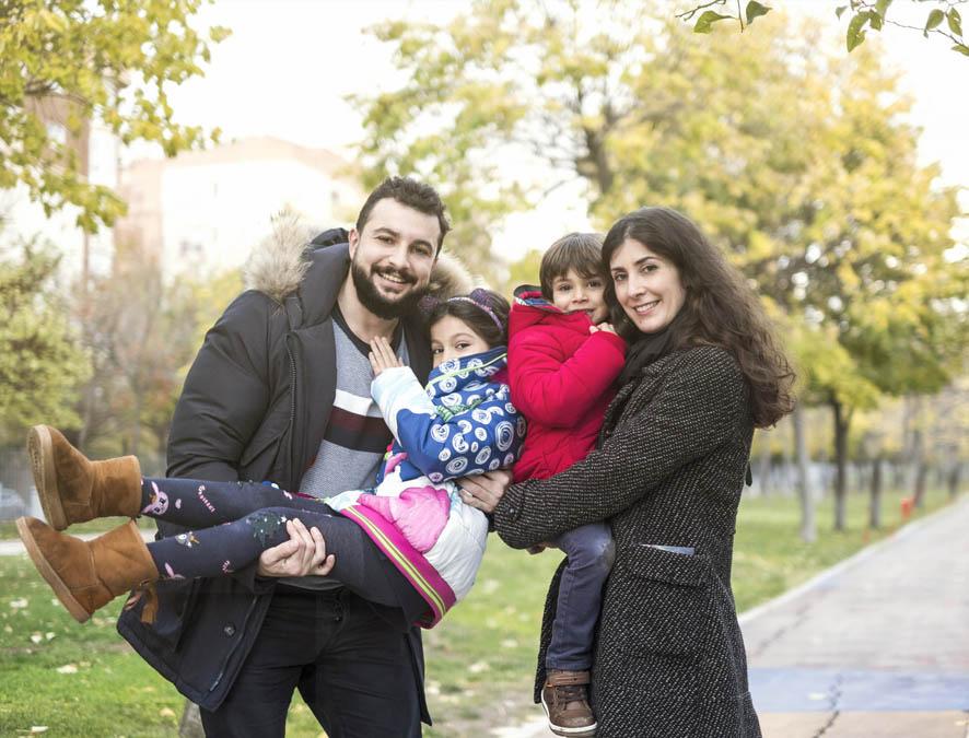 Migrate to Australia - Arab Family