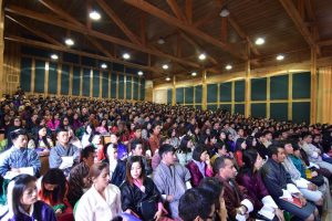 Janine Elizabeth, our Senior Australian Immigration Lawyer in FBP International with Bomi our HO Team Member conducting 4-day seminars in Bhutan organised by the Royal Government of Bhutan – Seminar was given to more than 1000 people in 4days